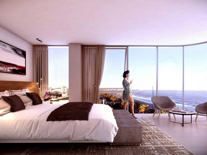 Bilú Riviera - Dormitorio