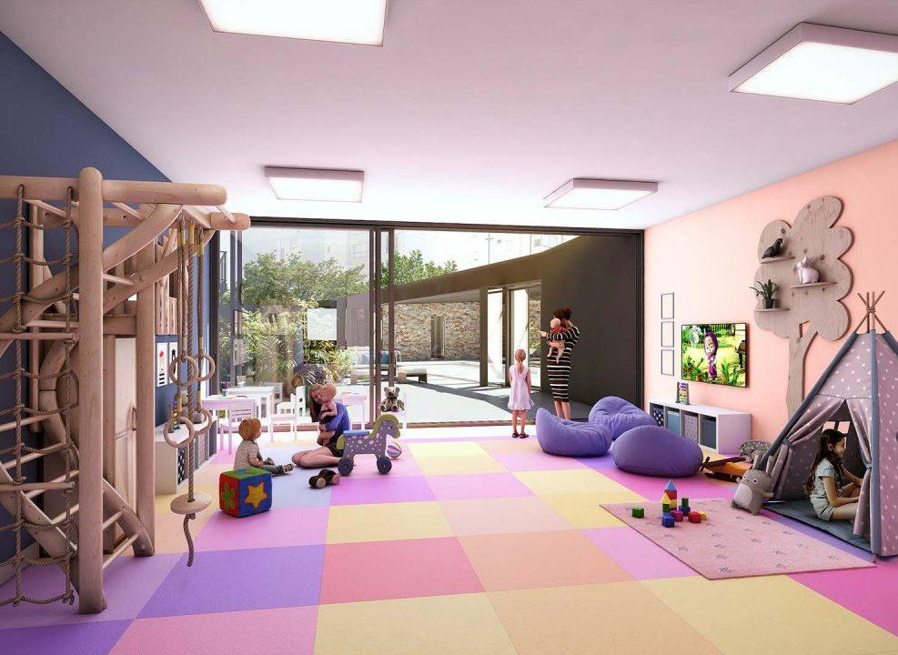 Bilú Biarritz - Kids playroom
