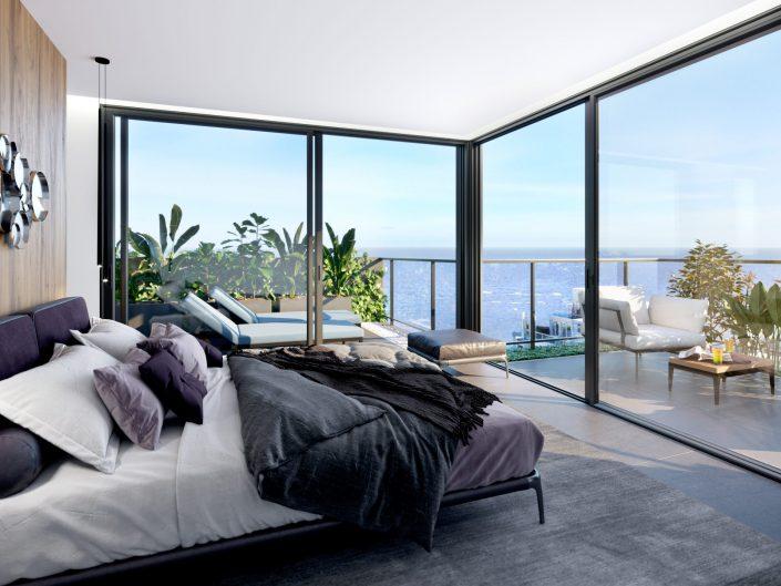 Bilú Biarritz - Dormitorio