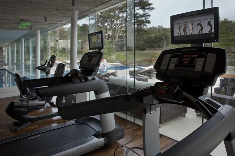 Bilú Carrasco - Gym