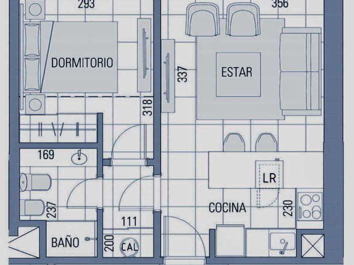 Unidad 304 – 1D