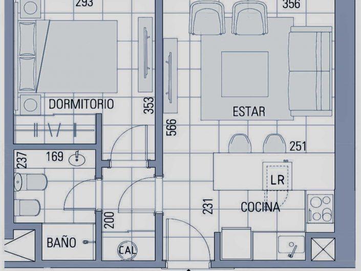 Unidad 404 – 1D