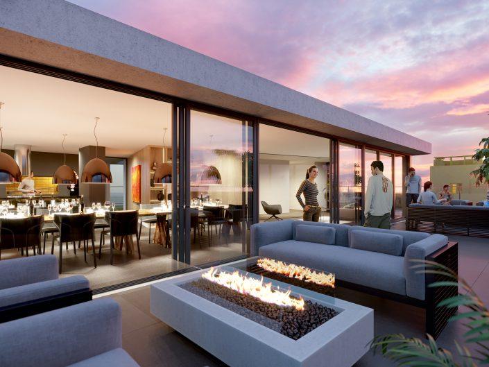 Bilú Biarritz - Sky Lounge
